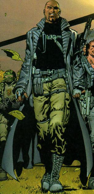 Nick Fury (Ultimate Marvel Comics)