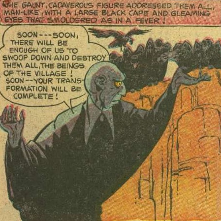 Black Eagle (Fawcett Comics)