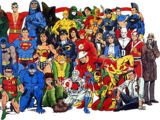 List of DC Comics Characters
