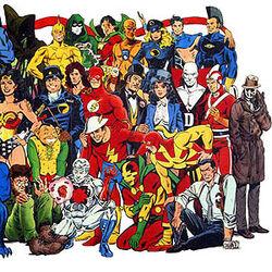 List of DC Comics Characters