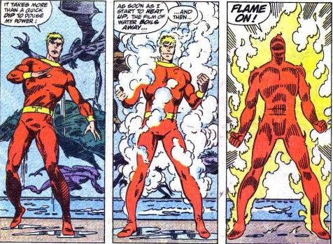 Human Torch (Jim Hammond)