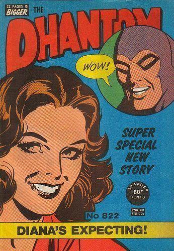 Diana Palmer (The Phantom)