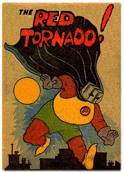 Red Tornado (Ma Hunkel)