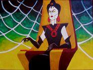 Spider Woman Black Widow