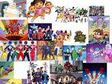 List of TV Super Teams
