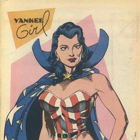 Yankee Girl (Superior Publishers)