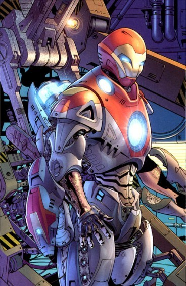 Iron Man (Ultimate Marvel Comics)