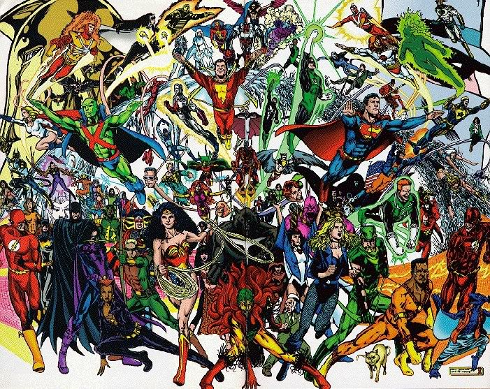 List of Justice League of America members