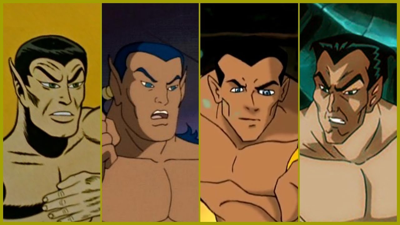 Namor in other media