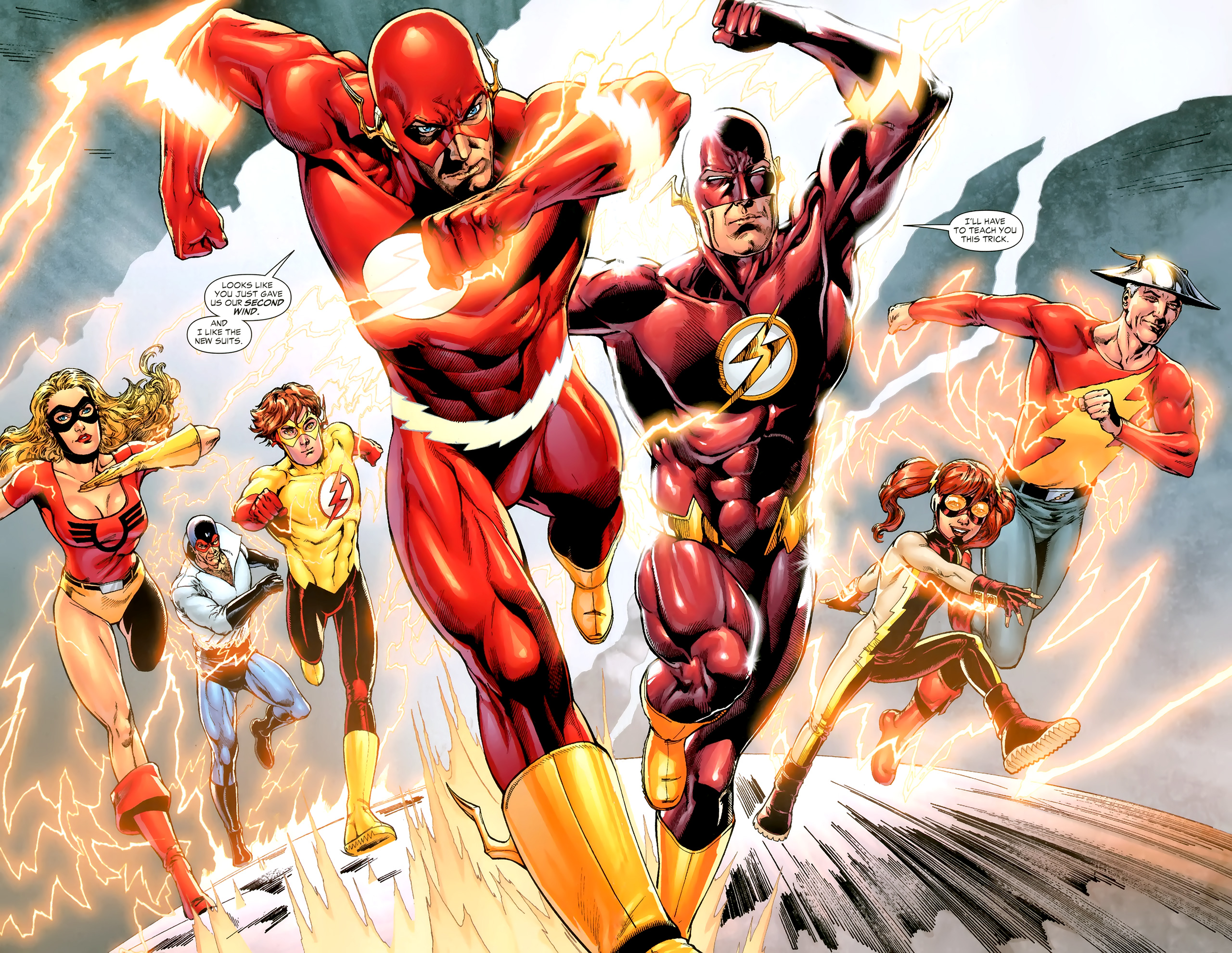 Flash (Disambiguation)