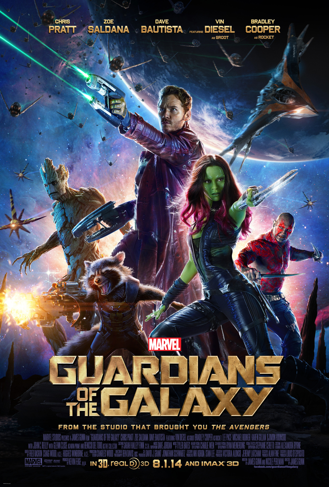 Guardians of the Galaxy in other media