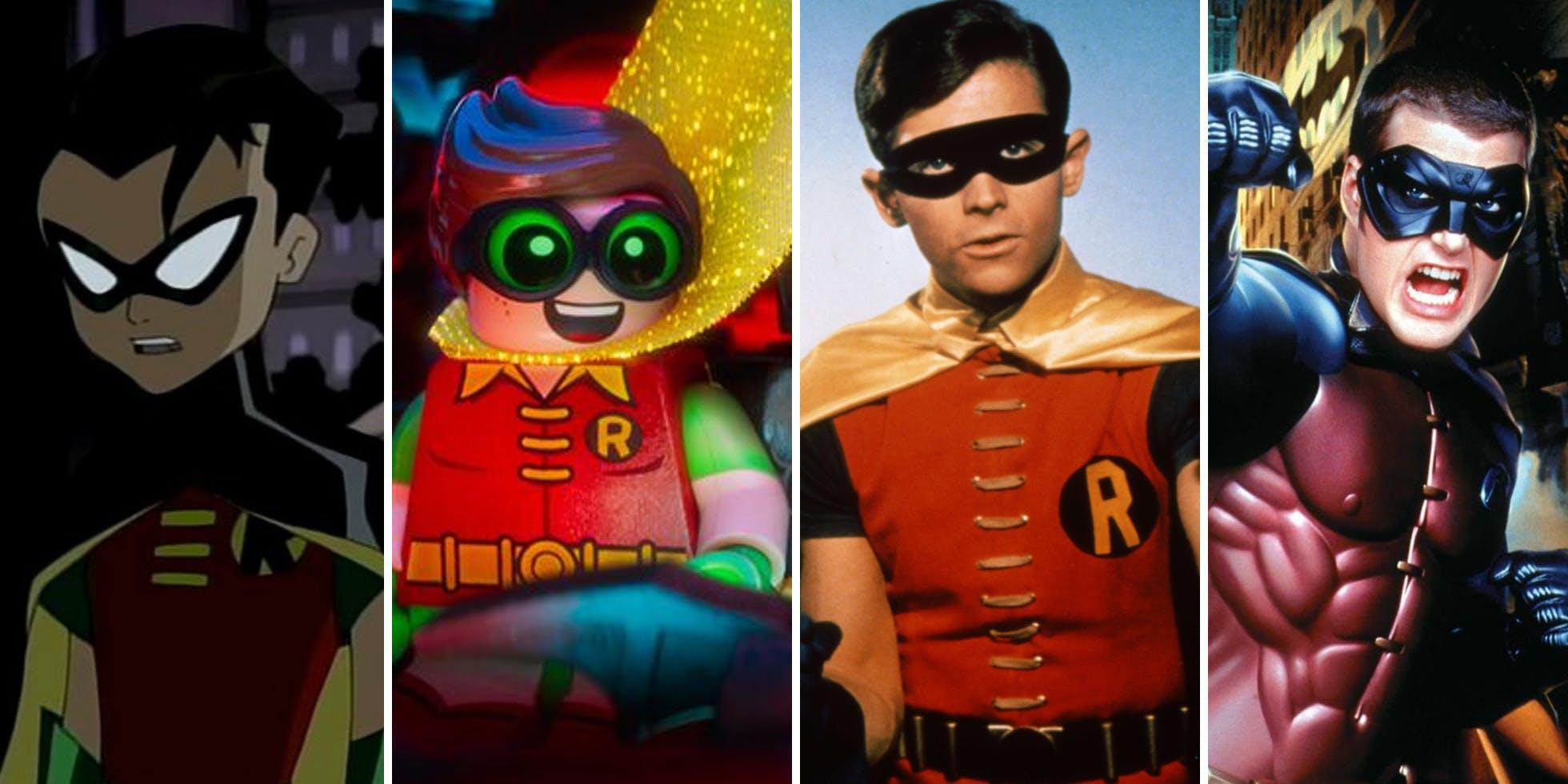 Robin in other media