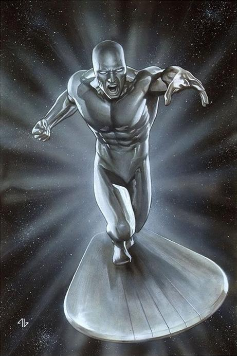 Silver Surfer (Disambiguation)