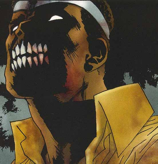 Luke Cage (Marvel Zombies)