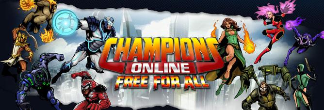 Champions (Hero Universe)