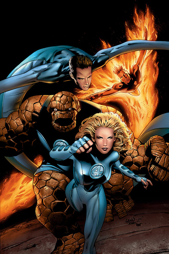 Fantastic Four (Ultimate Marvel Comics)