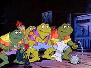 Punk Frogs