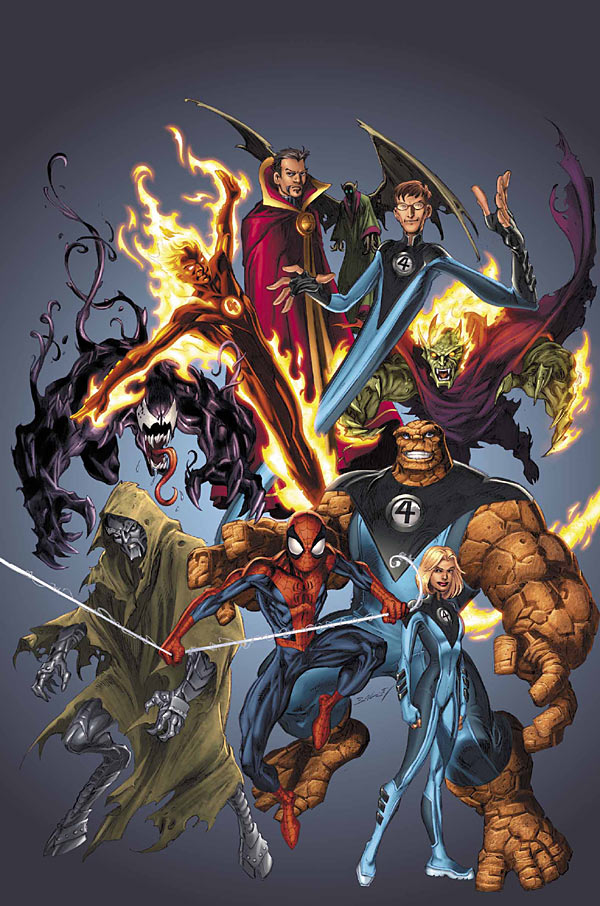 Ultimate Marvel Universe