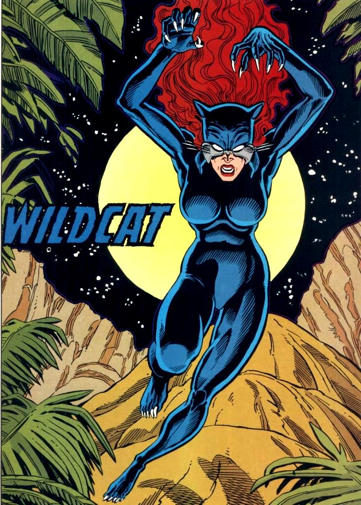 Wildcat (Yolanda Montez)