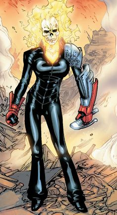 Ghost Rider (Alejandra Jones)