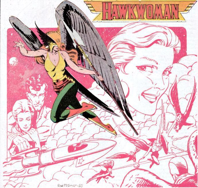 Hawkwoman