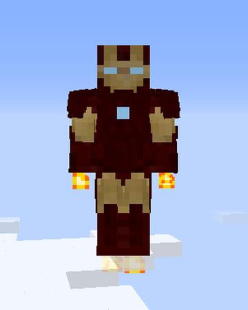Iron Man Minecraft Legends Mod Wiki Fandom