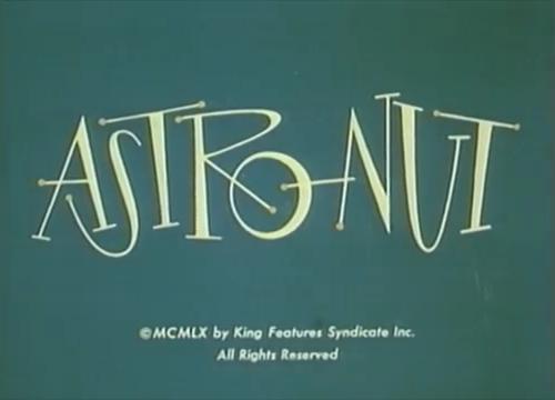 Astro-Nut Credits