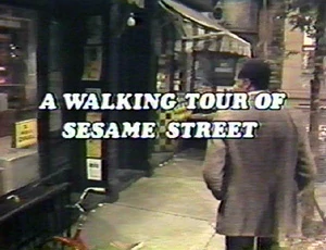 A Walking Tour of Sesame Street credits