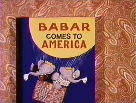 Babar Comes to America Credits