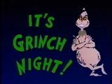 It's Grinch Night! credits