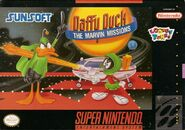 Daffy Duck · The Marvin Missions (1993) (SNES Version)