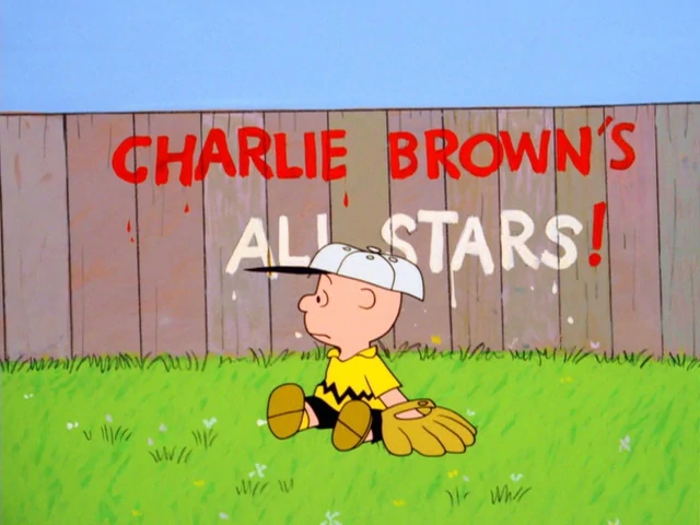 Charlie Brown's All Stars! Credits