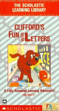 Clifford's Fun With Letters credits