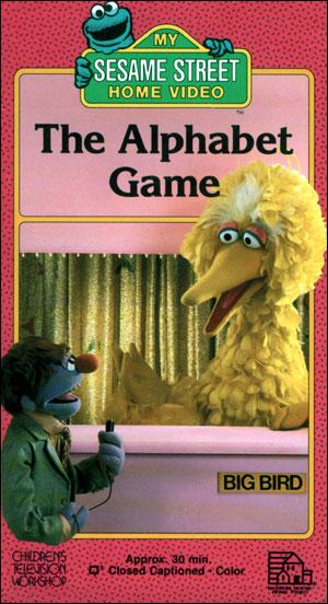The Alphabet Game credits