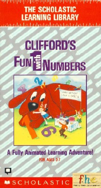 Clifford's Fun With Numbers credits