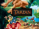 Tarzan (1999 film) Credits