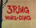 3 Ring Wing-Ding (1968)