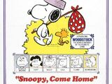 Snoopy Come Home Credits