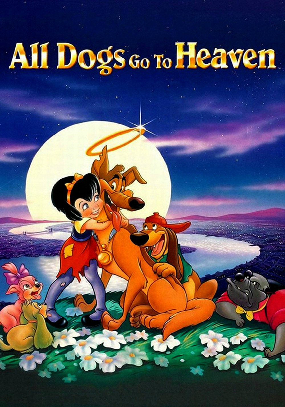 All Dogs Go to Heaven (1989 film) Credits