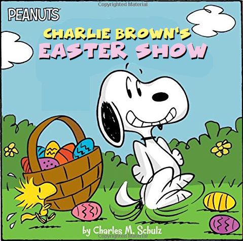 Charlie Brown's Easter Show credits