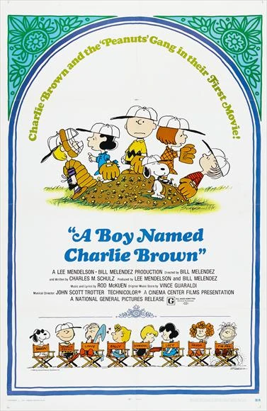 A Boy Named Charlie Brown credits