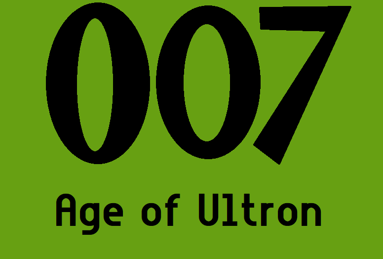 007: Age of Ultron credits
