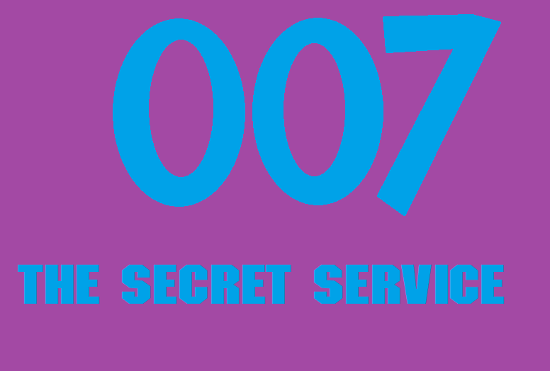 007: The Secret Service credits