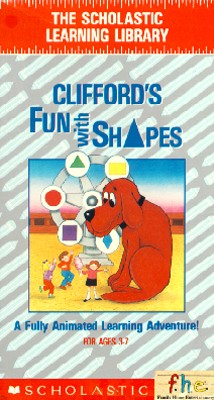 Clifford's Fun With Shapes and Colors credits