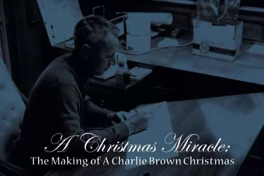 A Christmas Miracle: The Making of A Charlie Brown Christmas credits