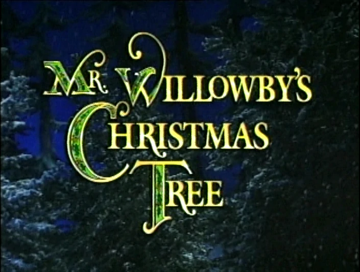 Mr. Willowby's Christmas Tree credits