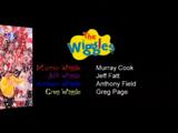 The Wiggles: Santa Rockin! Credits