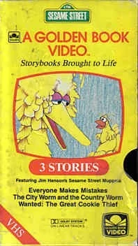 3 Sesame Street Stories credits