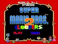 Super Mario Bros. 2 Bloopers (2005)