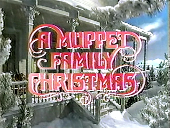 A Muppet Family Christmas credits